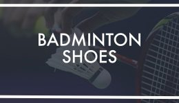 Selection Of The Best Badminton Shoes Available