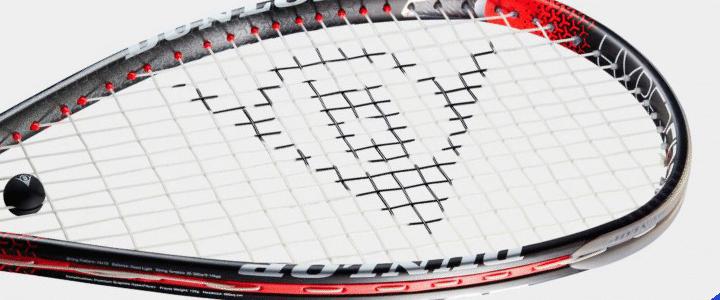 Dunlop Squash Racket Image