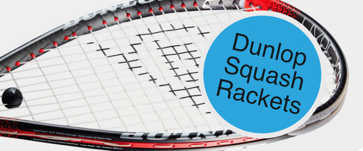 Dunlop Squash Rackets Reviews