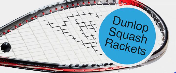 Dunlop Squash Rackets Reviews