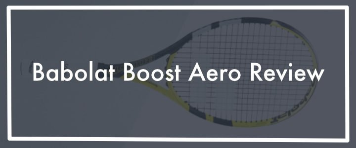 Best Babolat tennis racket for beginners: Babolat Boost Aero
