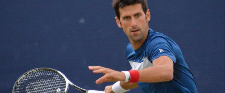 Novak Djokovic S Tennis Racket Tennis Squash