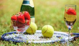 Wimbledon Trivia: Food and Drinks